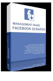 Facebook data scraper software